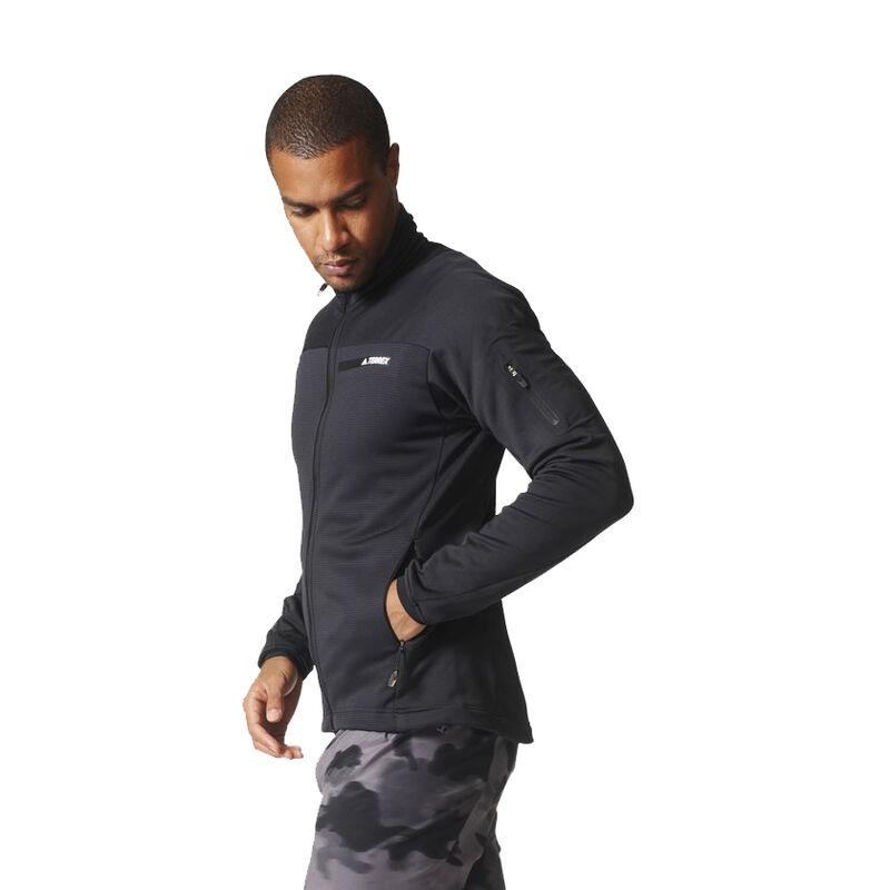 Adidas Men's Terrex Stockhorn Fleece Jacket image number 3