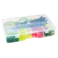 Flambeau Double Deep Tuff Tainer Storage Box with Zerust Protection, 7003R
