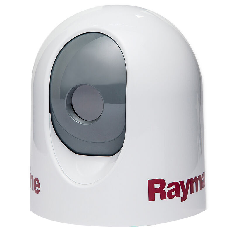 Raymarine T200 Fixed-Mount Thermal Night-Vision Camera - 9Hz image number 1