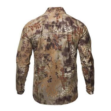 Kryptek Men's Valhalla II Quarter-Zip Pullover