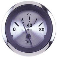 "Sierra Sterling 2"" Oil Pressure Gauge"