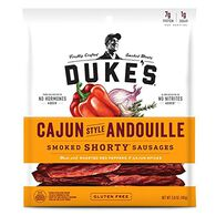 Duke's Cajun-Style Andouille Smoked Shorty Sausages, 5 oz.