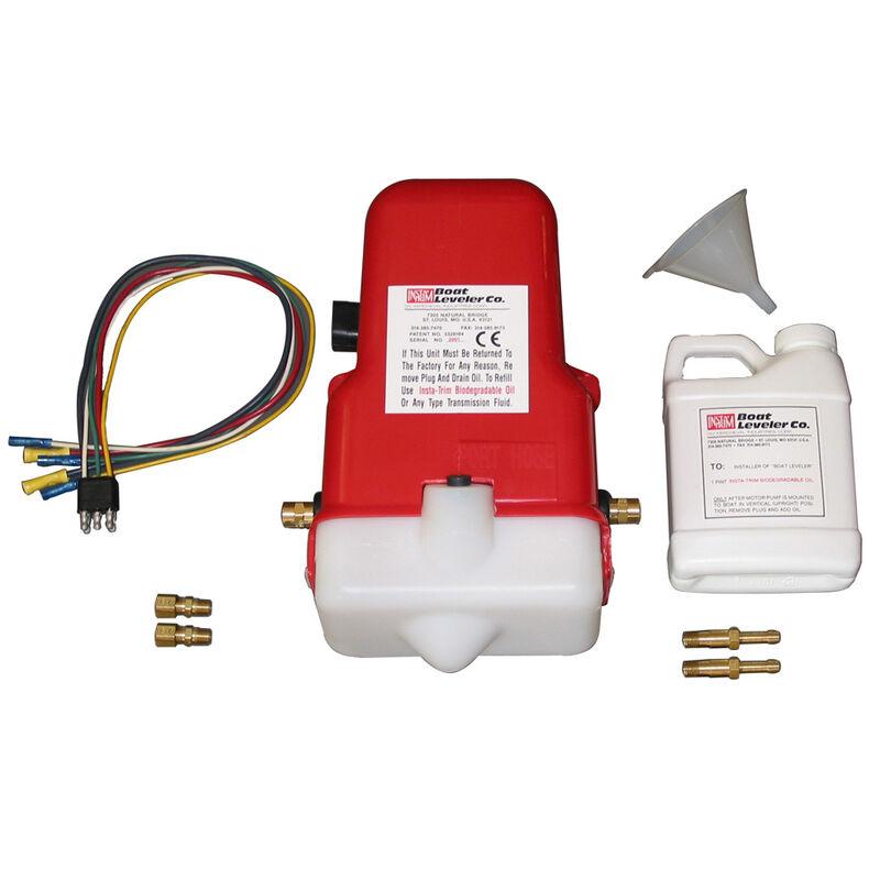 Boat Leveler Universal Motor Pump image number 1