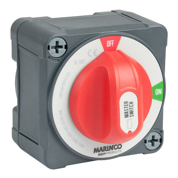 Marinco Pro Installer EZ-Mount On/Off Battery Switch
