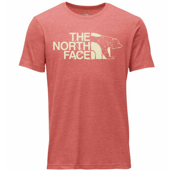 The North Face Men's Mascot Tri-Blend Short-Sleeve Tee