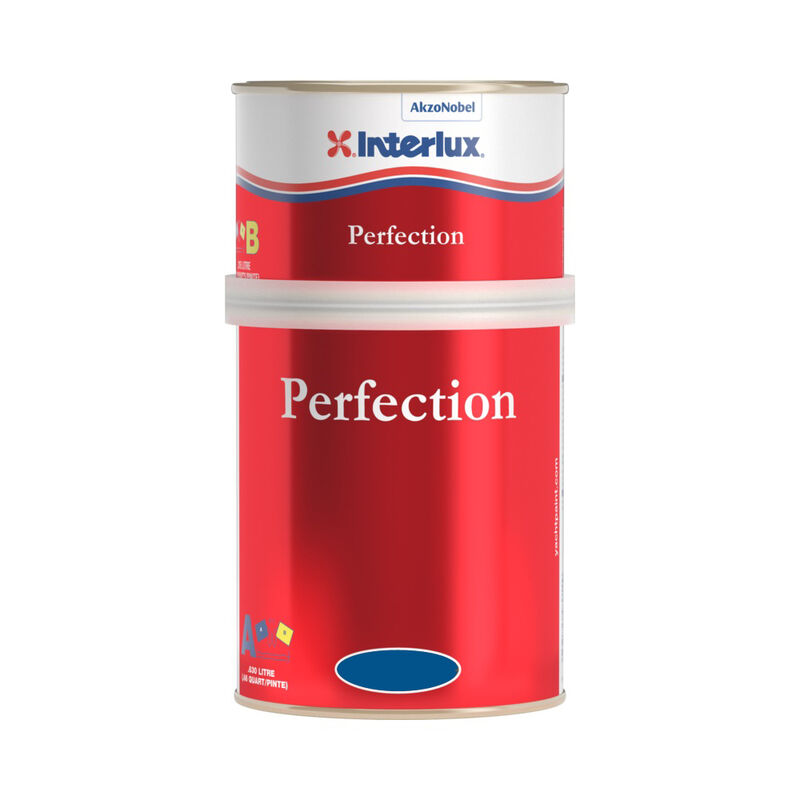 Interlux Perfection Kit 2-Part Polyurethane Top Side Boat Finish image number 6