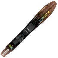 Connelly Big Daddy Slalom Waterski With Adjustable Binding And Rear Toe Strap