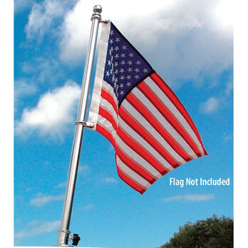 TaylorMade Deluxe Stainless Steel Flag Pole