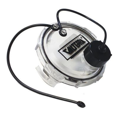 """Clearview Waste Valve Cap with 3/4"""" outlet"""