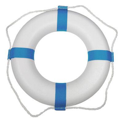 "Life Ring, Decorative White 20"""