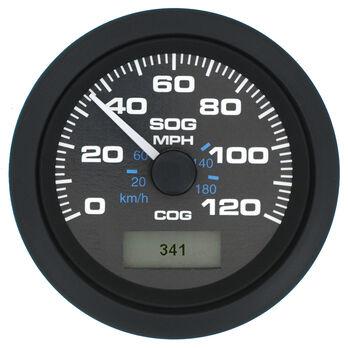 "Sierra Premier Pro 3"" GPS Speedometer With LCD, 120 MPH"