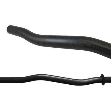 Werner Kalliste Carbon Bent Shaft Kayak Paddle, 230 cm