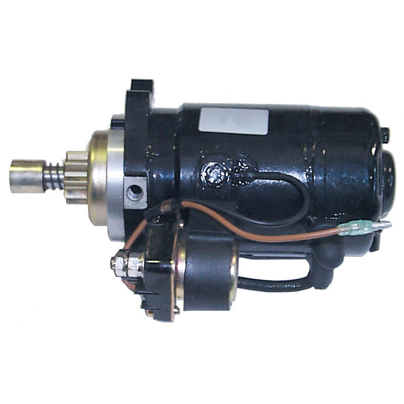 Sierra Outboard Starter For Yamaha Engine, Sierra Part #18-6412 image number 1