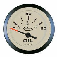 """Sierra Sahara 2"""" Oil Pressure Gauge"""