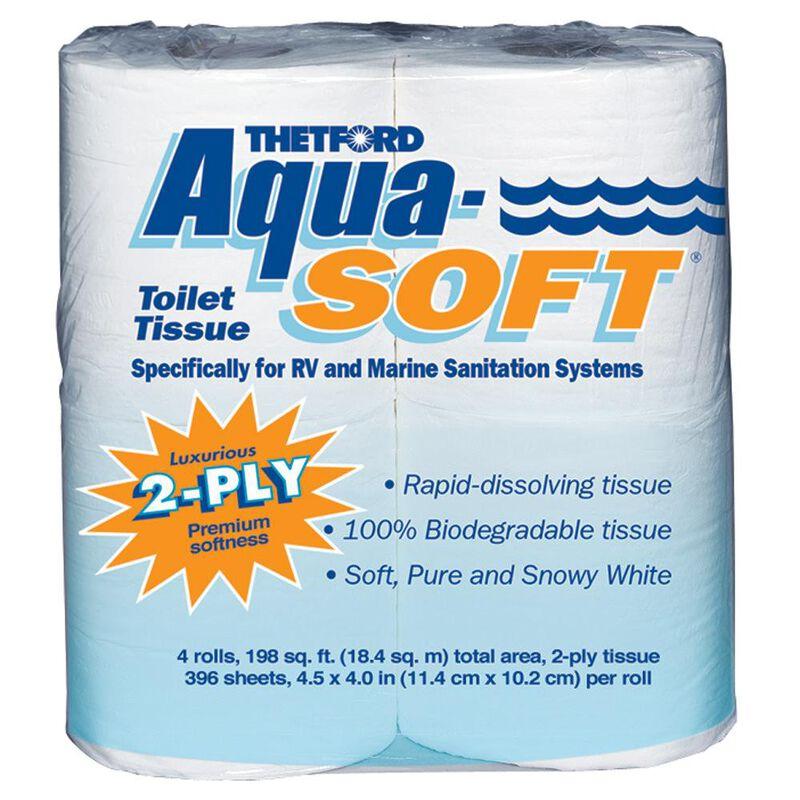 Thetford Aqua-Soft 2-Ply RV Toilet Paper image number 1