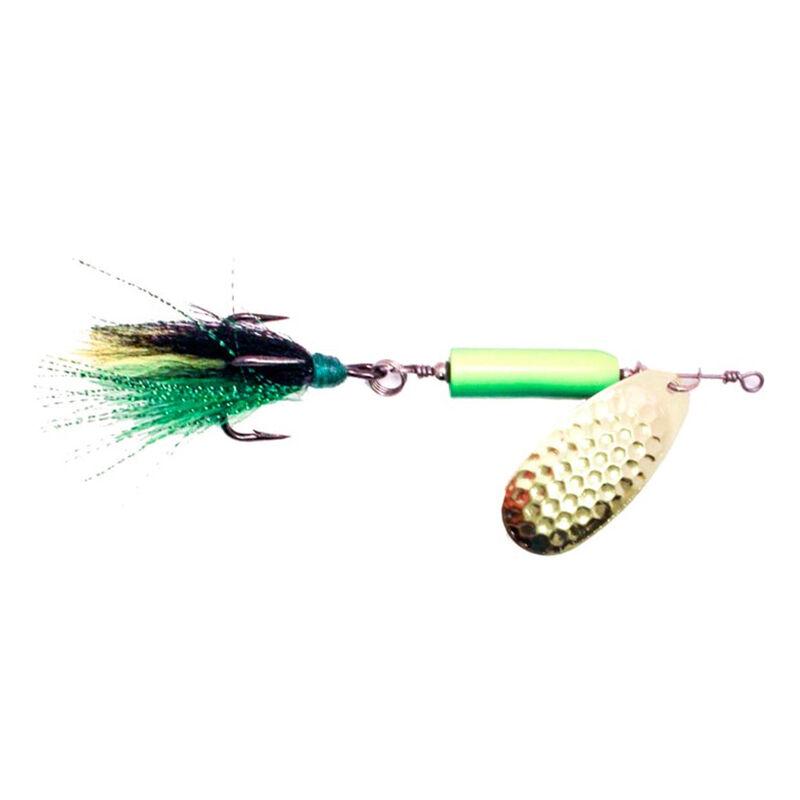 Northland Bird-Shot Bucktail Spinner image number 1