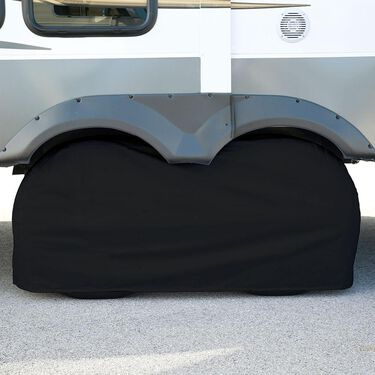 Elements Double Tire Cover