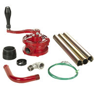 Optional Hand-Operated Pump Kit