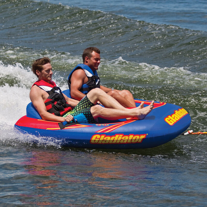 Gladiator Sonix 2-Person Towable Tube image number 2