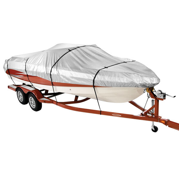 Covermate HD 600 Trailerable Boat Cover for 22'-24' V-Hull Center Console Boat