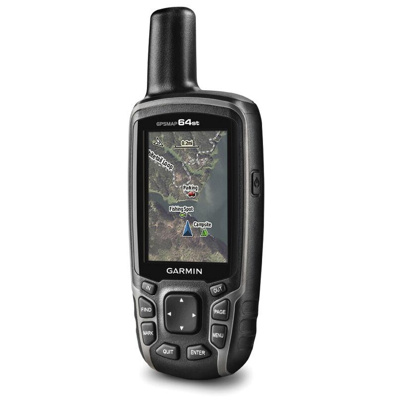 Garmin GPSMAP 64st Handheld GPS image number 2