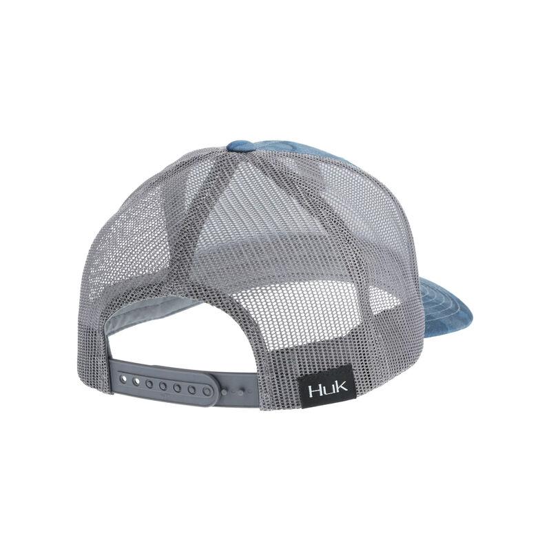 HUK Men's Camo Mesh Hat image number 4