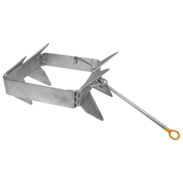 Seachoice Fold-And-Hold Galvanized Anchor -13 Lb