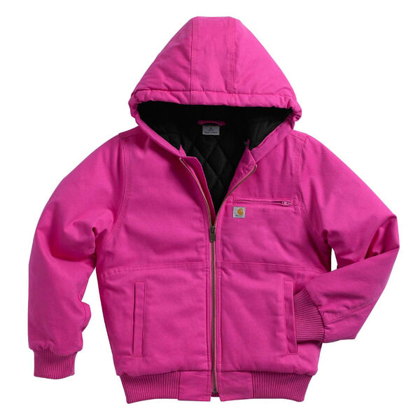 Carhartt Girl's Wildwood Quilt-Lined Jacket