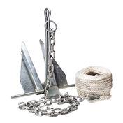 Overton's #7 Slip-Ring Galvanized Anchor Kit