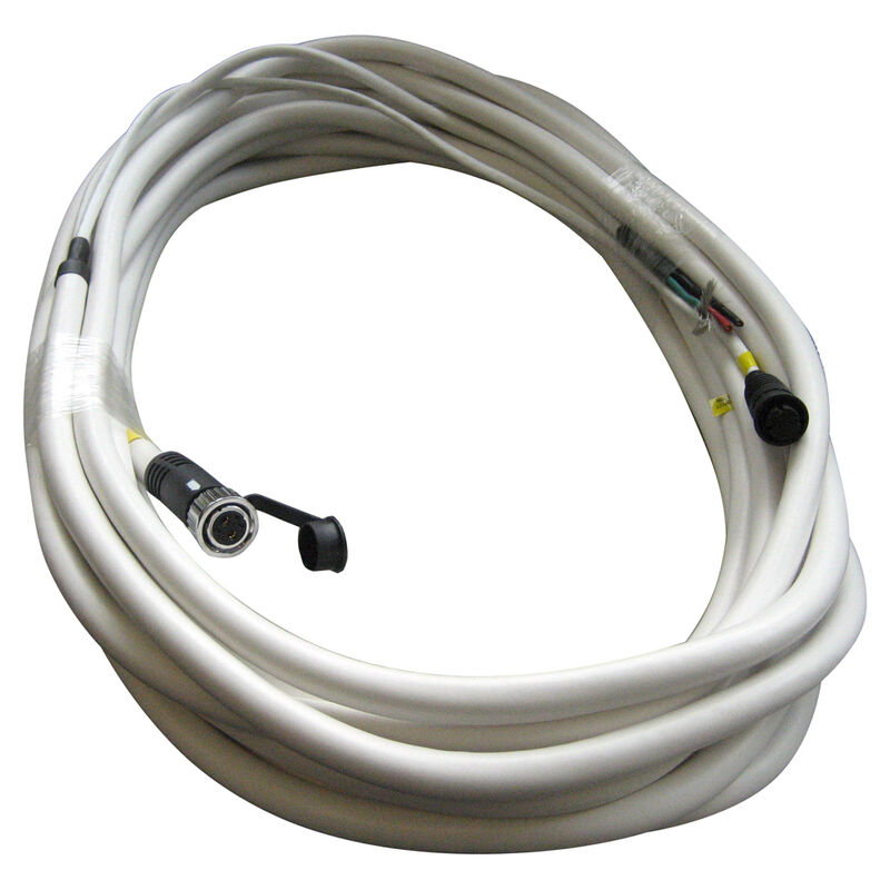 Raymarine 5m Digital Radar Cable - RayNet Connector On One End image number 1