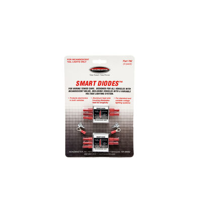 Roadmaster Smart Diodes For Incandescent Taillights, 2-pack