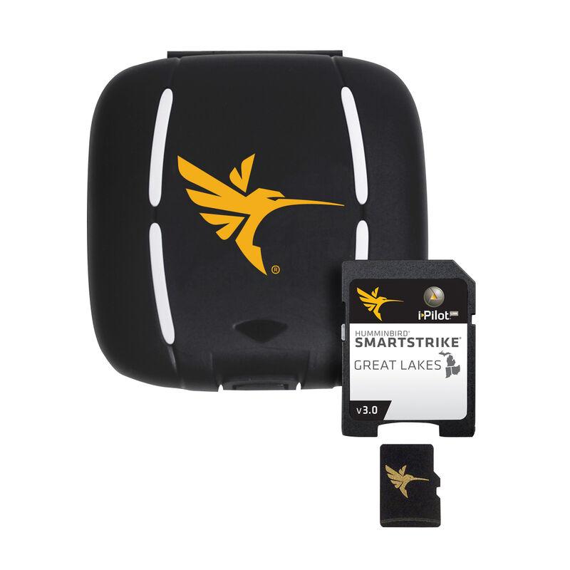 Humminbird SmartStrike Micro SD/SD Card, Great Lakes image number 1