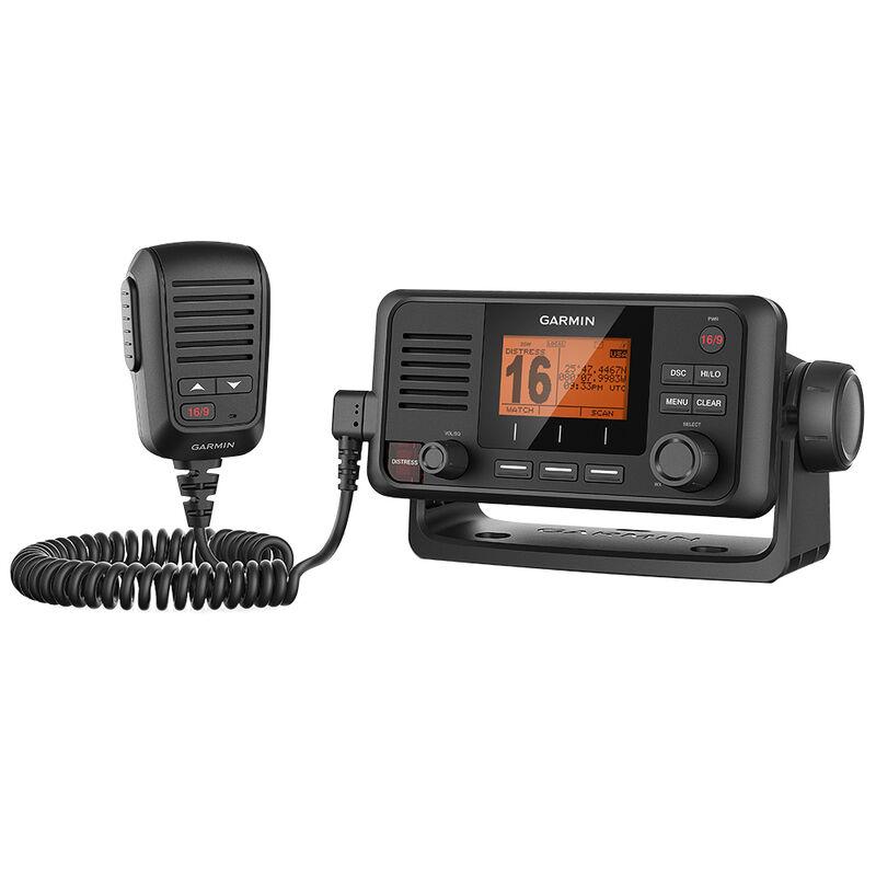 Garmin 110 Fixed-Mount VHF Radio image number 1