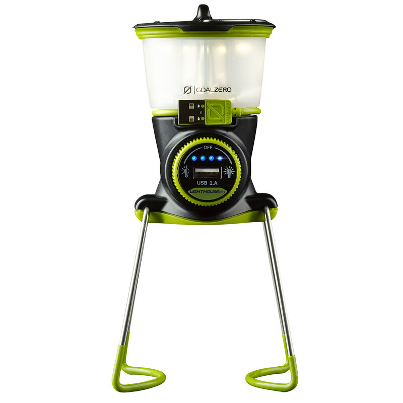 Goal Zero Lighthouse Mini Portable Lantern and USB Power Hub/Charger Combo image number 5