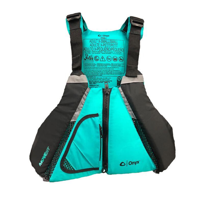 Onyx Women's Paddle Vest - Teal image number 1