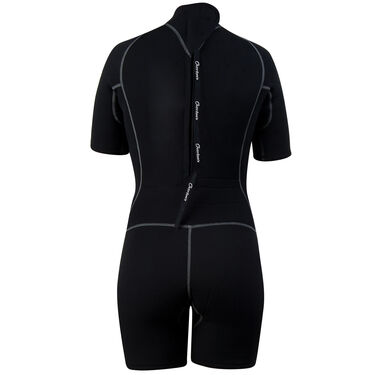 Overton's Women's Pro ComfoStretch Spring Shorty Wetsuit