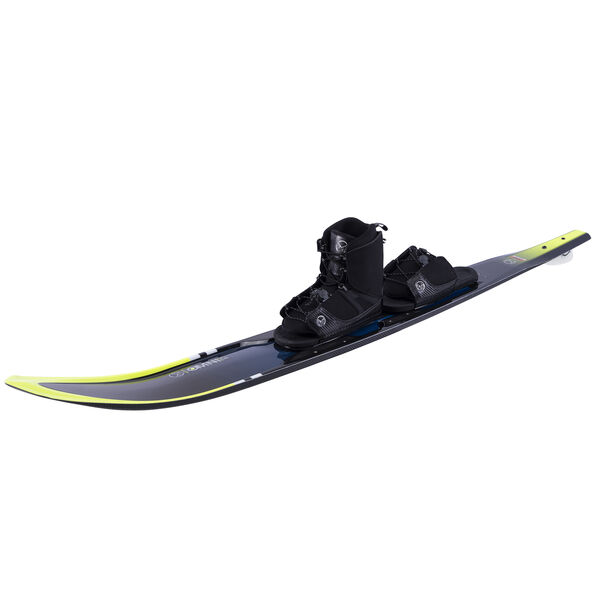 HO Omni Slalom Waterski With Skymax Binding And Rear Toe Plate