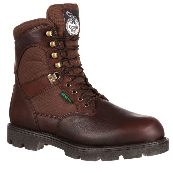 Georgia Men's Homeland Waterproof Work Boot