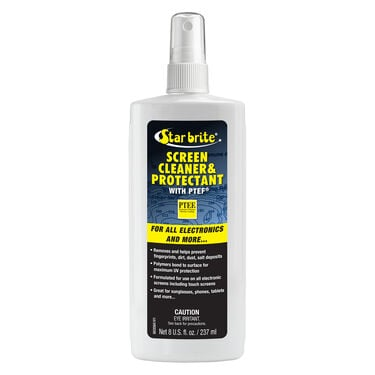 Star Brite Screen Cleaner And Protectant, 8 oz.