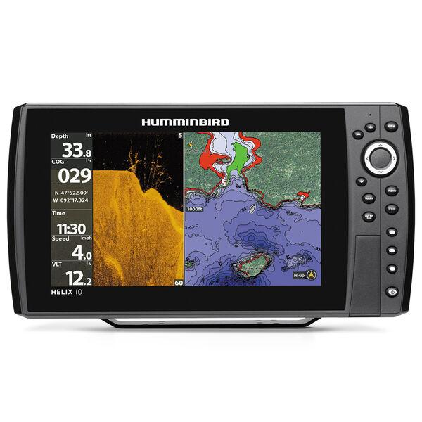 Humminbird Helix 10 DI Fishfinder GPS Combo