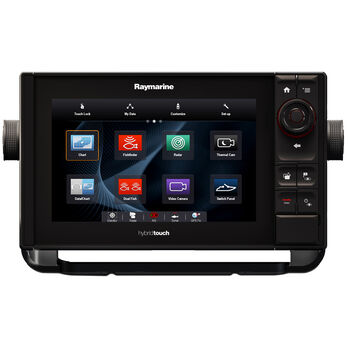 "Raymarine eS98 9"" MFD Combo With CHIRP/DownVision / US C-MAP Essentials"