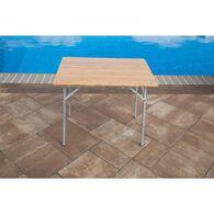 Adjustable Bamboo Table