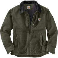 Carhartt Men's Full Swing Armstrong Sherpa-Lined Jacket