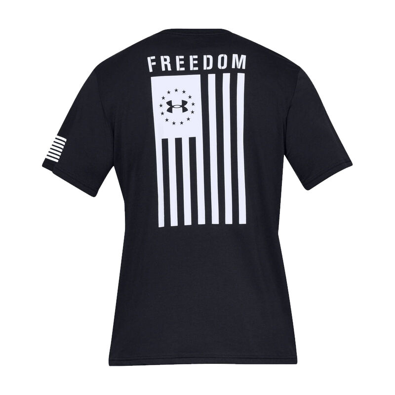 Under Armour Men's Freedom Flag Graphic Tee image number 7