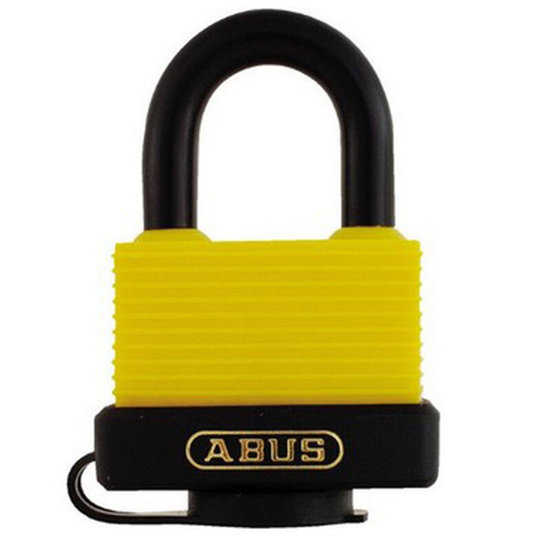 Abus Lock All-Weather Brass Padlock, 70/45 image number 1