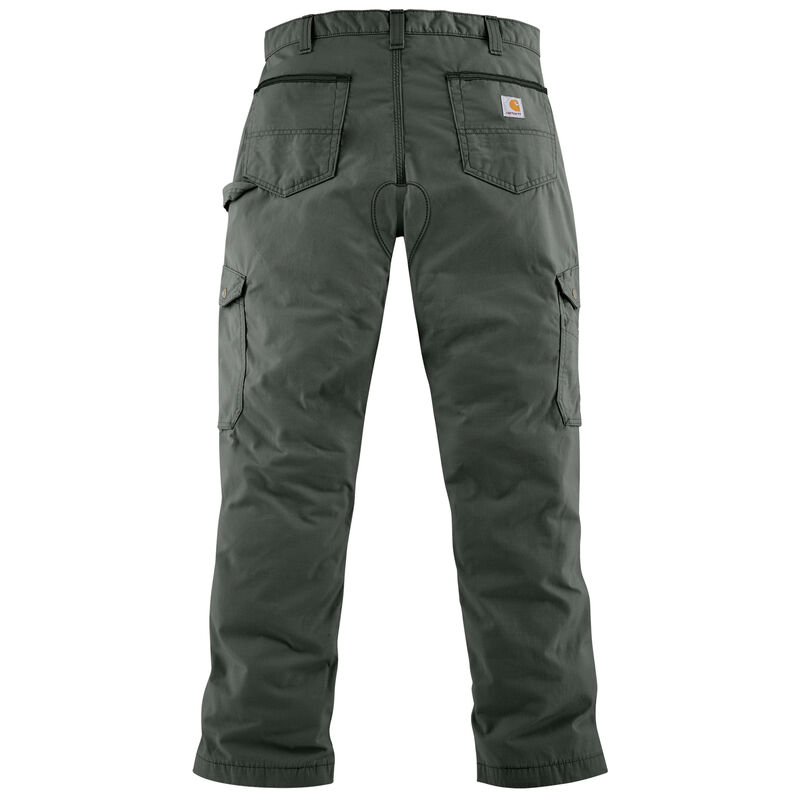 Carhartt Men's Relaxed Fit Double-Front Cargo Work Pant image number 13