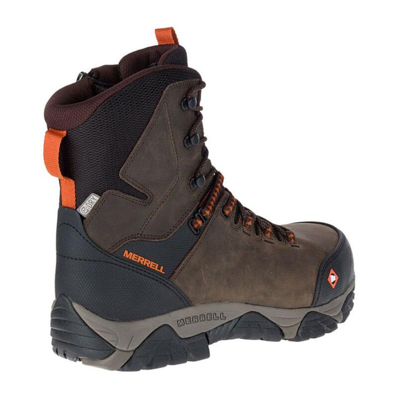 "Phaserbound 8"" Zip Waterproof Boot image number 6"