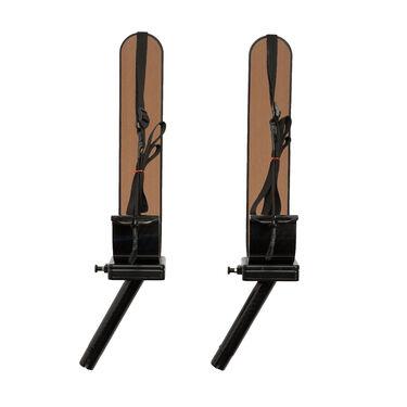 Manta Racks S1 Black Single Paddleboard Rack For 30° Rod Holders