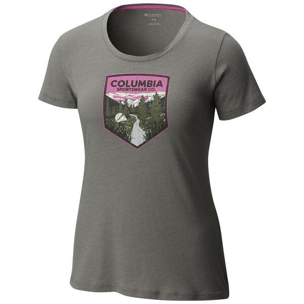Columbia Women's Columbia Badge Short-Sleeve Tee