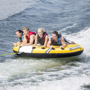 Connelly Coupe De Thrill 4-Person Towable Tube